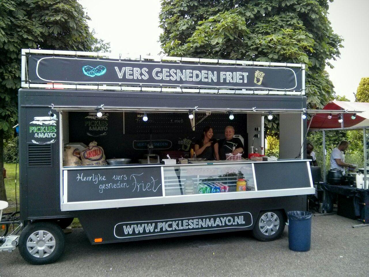 Food Truck Kopen Prijs